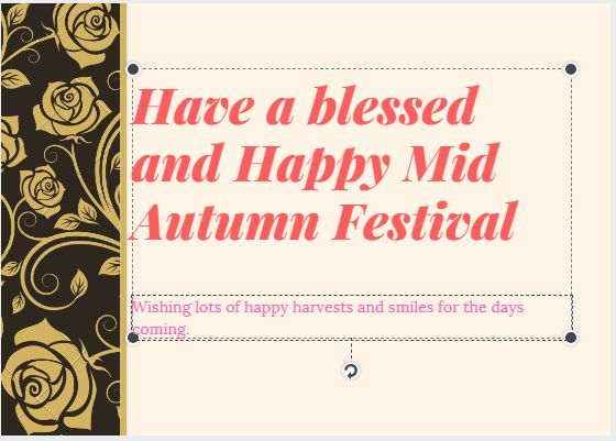 happy mid autumn festival 2018