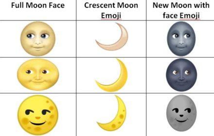 moon emoji