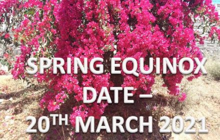 spring equinox 2021 date time