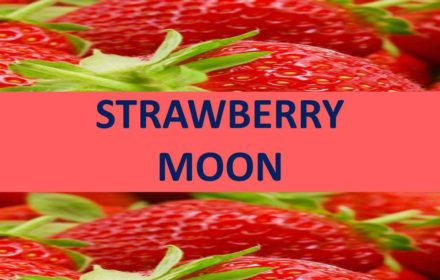 strawberry moon festival 2020