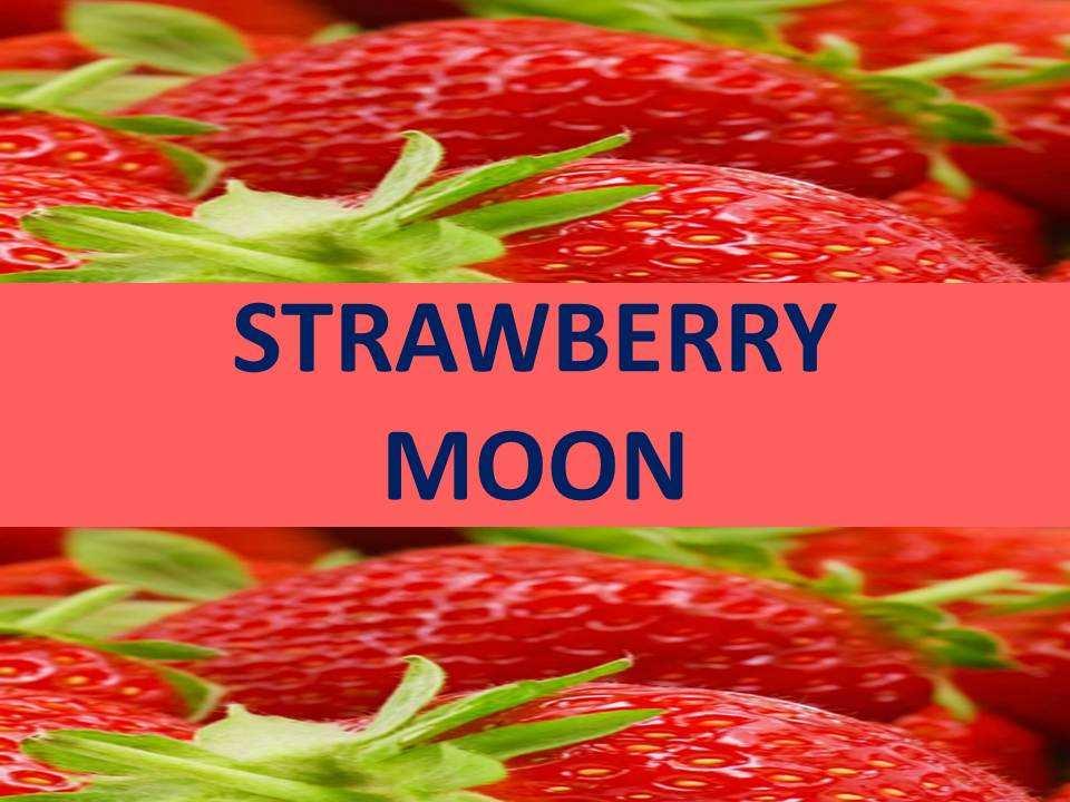 strawberry moon festival 2020