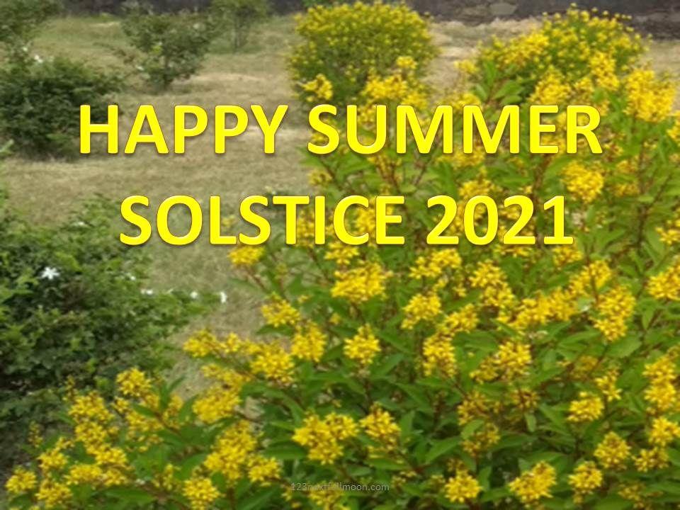 summer solstice 2021