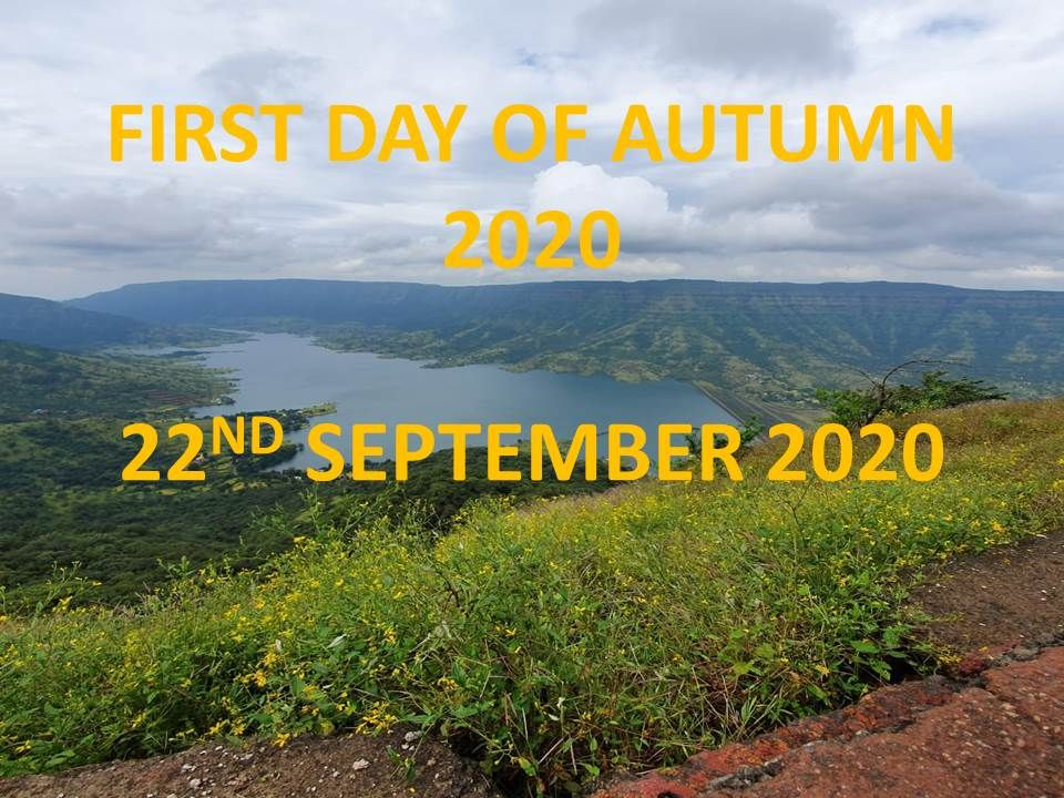 first day of autumn 2020 official