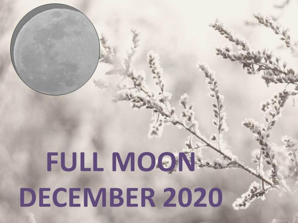 full moon december 2020 cold moon