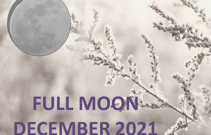 full moon december 2021
