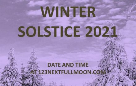 winter solstice 2021