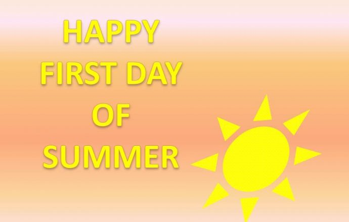 official first day of summer
