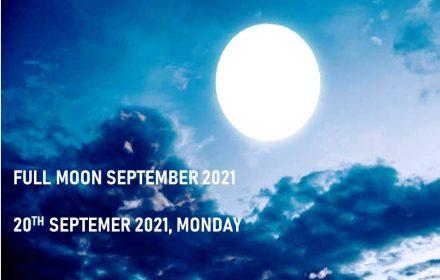 full moon september 2021 harvest moon